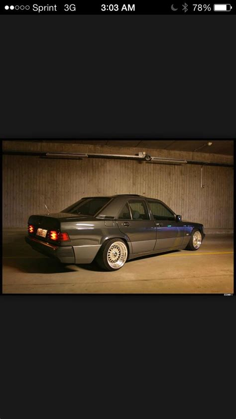 lowered mercedes 190e 17 best images about mercedes on pinterest mercedes benz