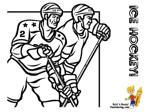 olympic hockey coloring pages bone cold winter coloring hockey coloring winter sports