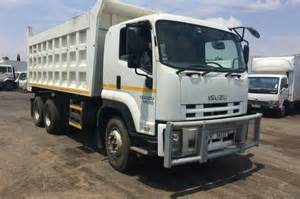 Isuzu Tipper For Sale 2013 Isuzu Fvz 1400 Tipper Tipper Truck Trucks For Sale In