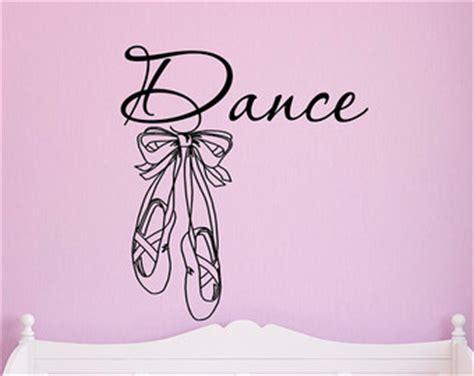 Ballerina Wall Mural autocollant sticker danse danse est comme r 234 ver avec vos