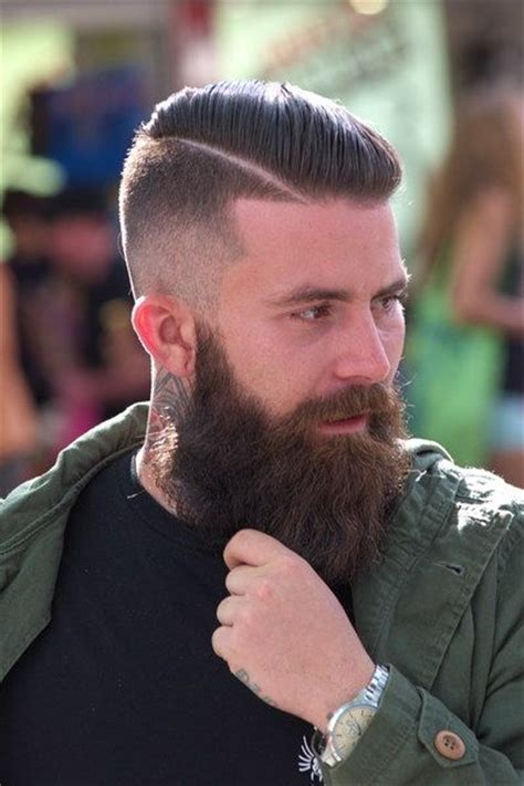 haircuts with beards beautiful full thick dark beard and mustache bushy beards