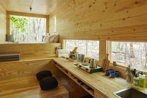 getaway launches tiny houses outside new york city tiny house getaway test drive a mini cabin in rural new york