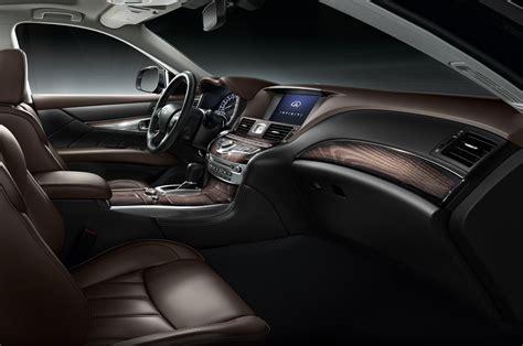 infiniti interior 2015 infiniti q70 first look motor trend