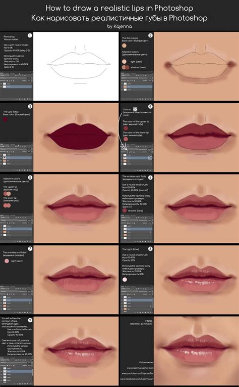 watercolor mouth tutorial best 25 drawing lips ideas on pinterest how to draw