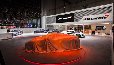 mclaren manufacturer mclaren promises 15 new cars in ambitious new business