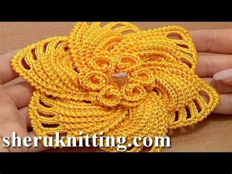 crochet leaf pattern video dailymotion من روائع الكروشية vidoemo emotional video unity