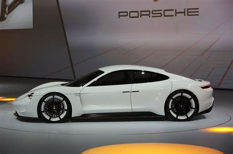 porsche mission e charging audi s search for a halo supercar may end with mission e
