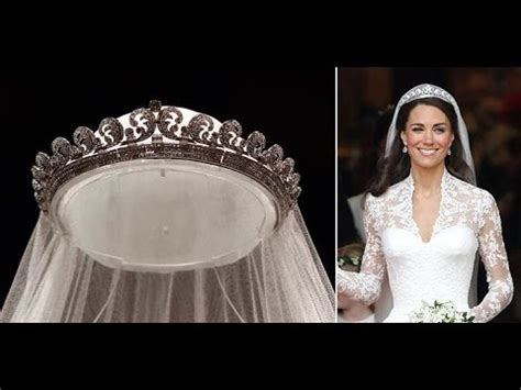 best royal wedding tiaras from lady diana spencer to