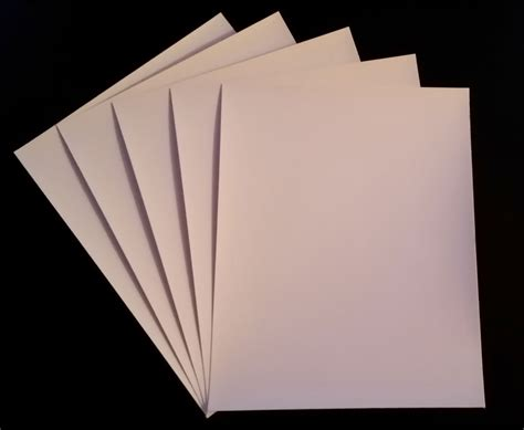 Craft Paper Printing - 12 x 10 10 sheets box canvas paper glossy