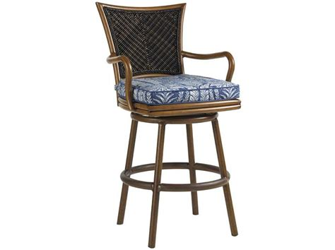 wood home decorators collection special values bar stools tommy bahama outdoor island estate lanai wood swivel bar