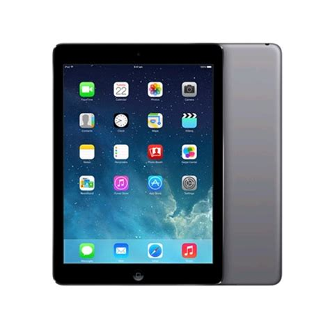 apple ipad air a1475 (unlocked lte, 128gb, space gray