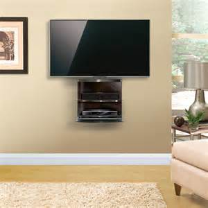 component shelves for wall mount tv morganville component wall shelf system espresso