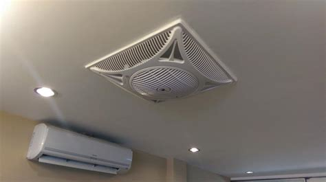 What Type Of Plasterboard For Ceiling by Air Circulator Model No Yk 101 Ecofan