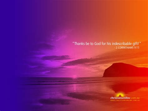 religious wallpaper for mac 2 corinthians 9 15 wallpaper christian wallpapers and