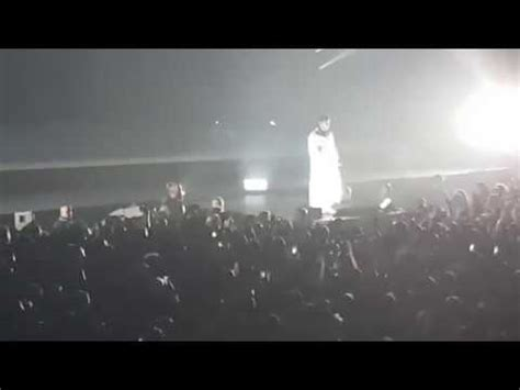 kendrick lamar ziggo dome snippets of the damn tour in amsterdam ziggo dome by