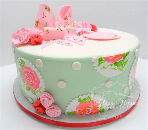 rose themed birthday cake 17 best images about baby shower on pinterest shabby