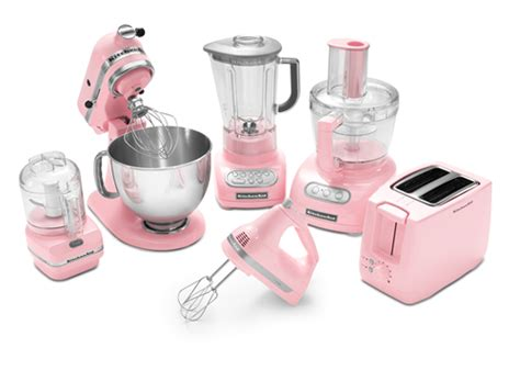 Lizzie as a Mummy: KitchenAid Raspberry Ice Mixer