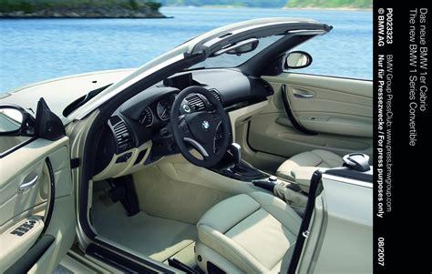 Neupreis Bmw 1er 2008 by 2007 Bmw 118i Cabrio E88 Related Infomation Specifications