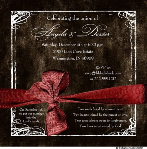 libro 2 the square sweet vintage december wedding invitation modern photo design invitation ideas wedding and weddings