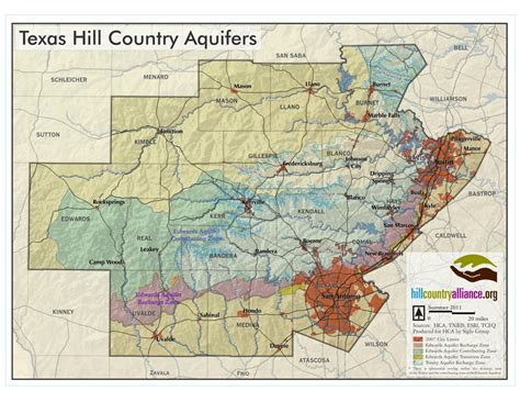 map of texas hill country area hill country geography siglo