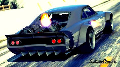 fast and furious 8 bahasa indonesia dodge charger fast furious 8 addon replace hq gta5