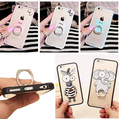 For Iphone 6 6s With Stand Ring Soft Berkualitas buy wholesale cover zebra from china cover zebra