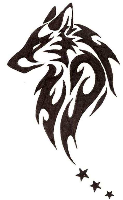 25 best ideas about tribal animal tattoos on