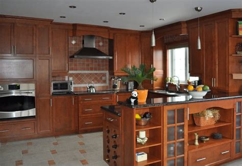 armoires de cuisine usag馥s armoires 224 prix conception et vente d armoires de