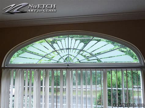 Half Moon Windows Decorating Privacy And Decorative Solutions For Transom Windows Doors