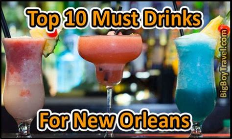 Top 10 Drinks Ordered At A Bar by 99 Best Images About New Orleans Anniversary On
