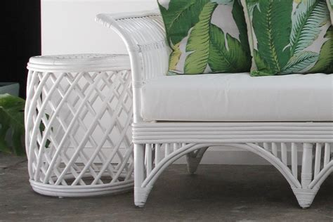 Vintage Verandah Ls by Drum Table Ls Naturally Rattan And Wicker Furniture
