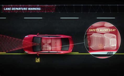airbag deployment 2012 toyota highlander lane departure warning stupid technologies of the auto world a delightful rant
