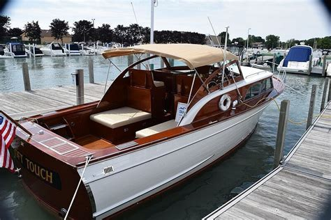 classic runabout boat for sale classic antique wooden boats for sale pb656 port