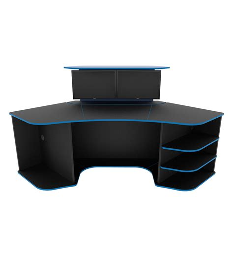 Black Gaming Desk R2s Gaming Desk