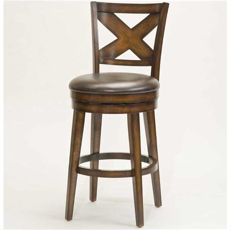 rustic bar stools swivel hillsdale sunhill swivel rustic oak bar stool ebay