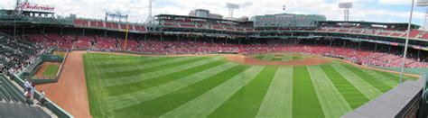 Section 42 Fenway Park by Fenway Park Panoramas 171 Cook Sons Baseball Adventures