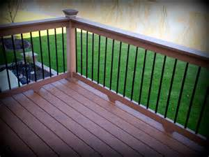 vinyl deck composite vinyl decks st louis decks screened