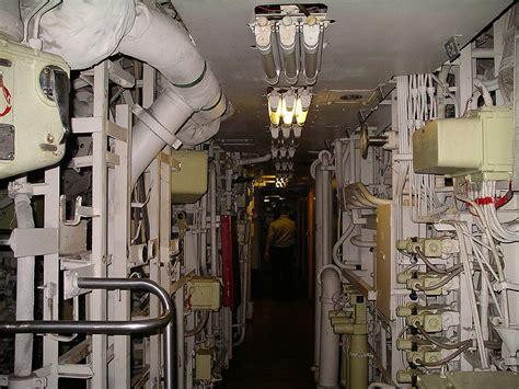 inside a soviet era typhoon class submarine the largest