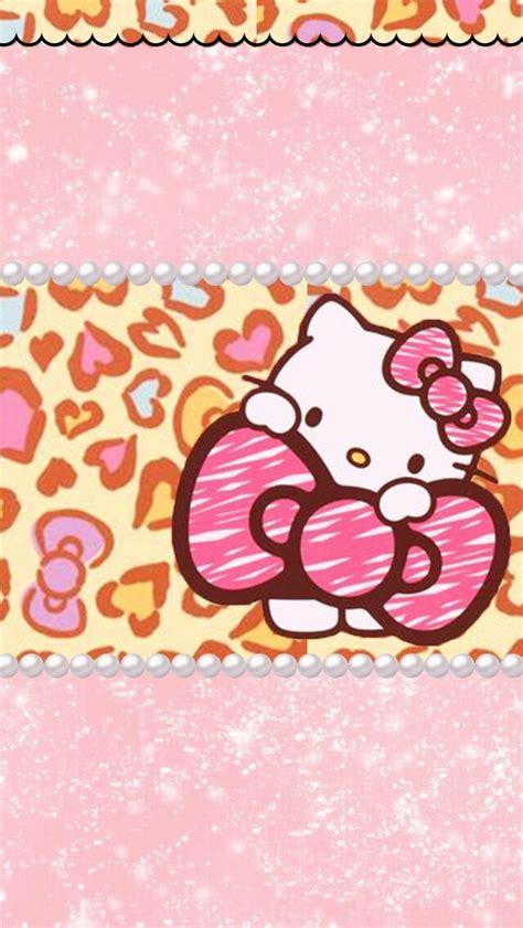 themes line hello kitty leopard 89 best hello kitty wallpaper images on pinterest hello