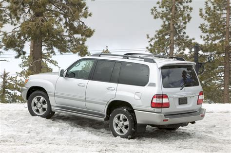 2006 Toyota Land Cruiser 2006 Toyota Land Cruiser Picture 94387 Car Review