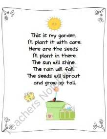 planting seeds poem freebie from creative lesson cafe on