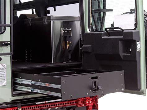 schubladenauszug systeme schubladensysteme f 252 r offroad 4x4 gel 228 ndewagen