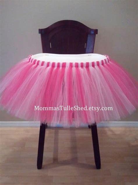high chair tutu high chair tutu for a 1st birthday momma s