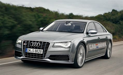Audi S8 2012 by Car And Driver
