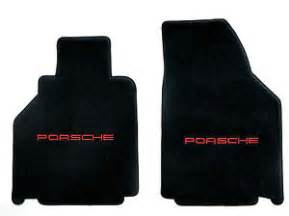 Porsche 911 Floor Mats For Sale Lloyd Mats Ultimat Licensed Porsche 174 Front Floor Mats 2001