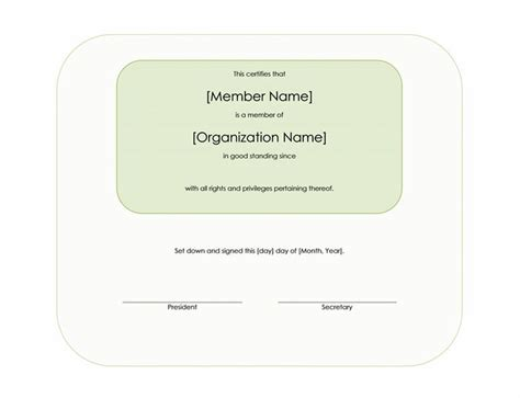 free church membership card template church membership certificate church membership