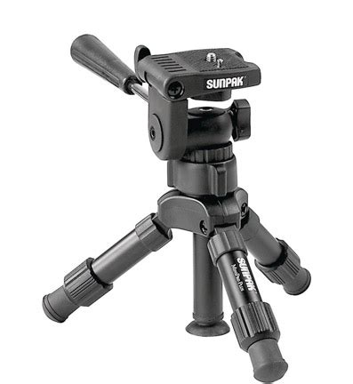 the single best small digital camera tripod you can buy