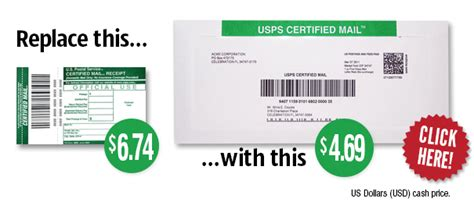 how does it take usps to deliver a certified letter