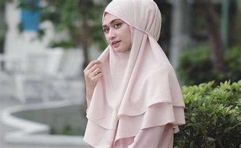 memilih bergo  hijab instan sesuai bentuk wajahmu