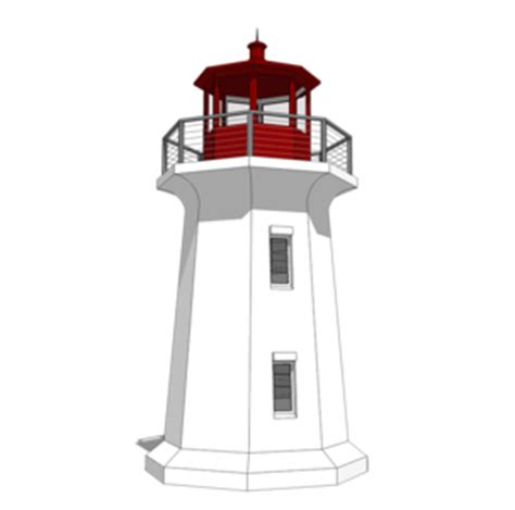 lighthouse house plans your very own lighthouse 44132td architectural designs